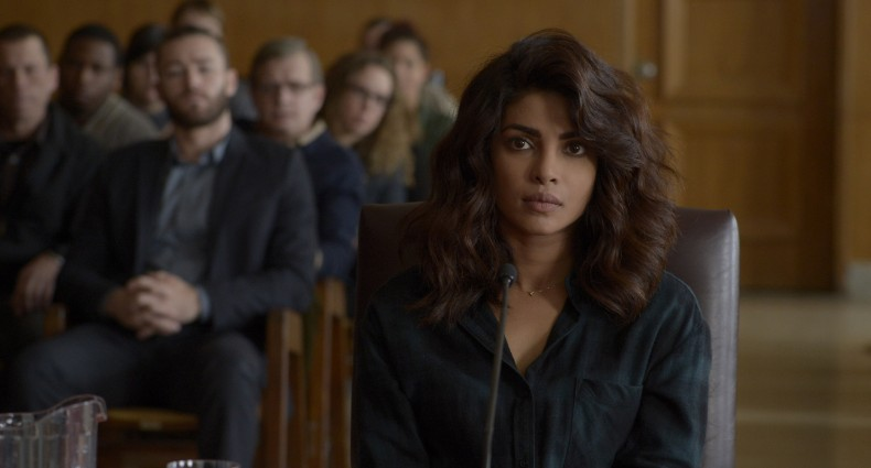 Priyanka on Quantico [ABC]