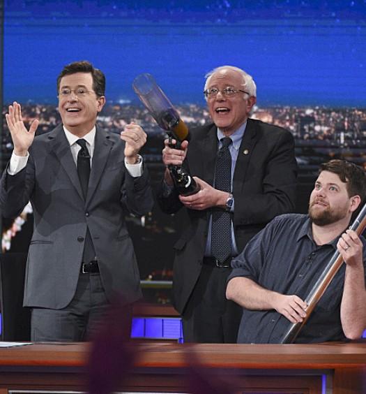 Bernie Sanders - Colbert