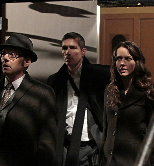 CBS Person Of Interest