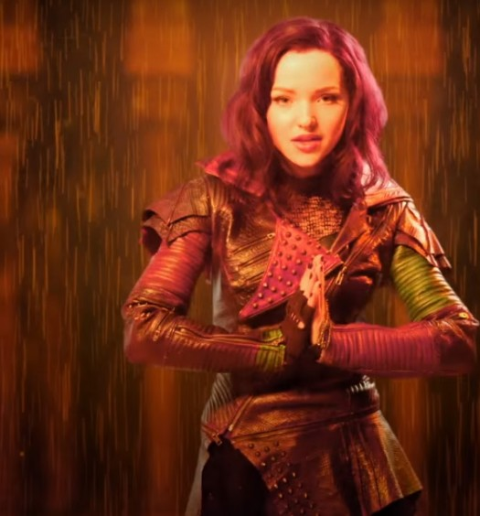 Dove Cameron [Genie In A Bottle Video]