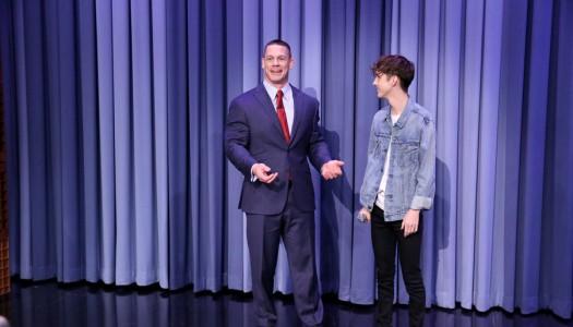 "John Cena Appearing On March 22 ""Tonight Show Starring Jimmy Fallon"""