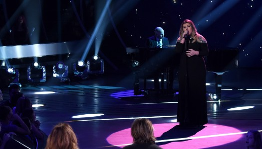"Kelly Clarkson's ""Idol Version"" of ""Piece By Piece"" Enters Top 3 on Sales Chart; Original Still Top 5"