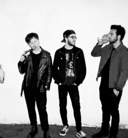 Nothing But Thieves [Alex Sturrock | RCA Press]