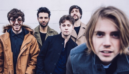 "Nothing But Thieves' ""Wake Up Call"" Ranks As Alternative Radio's Most Added"