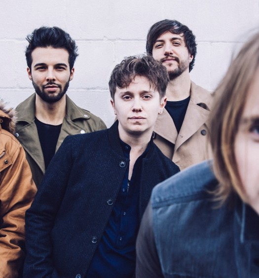 Nothing But Thieves [RCA Press Photo]