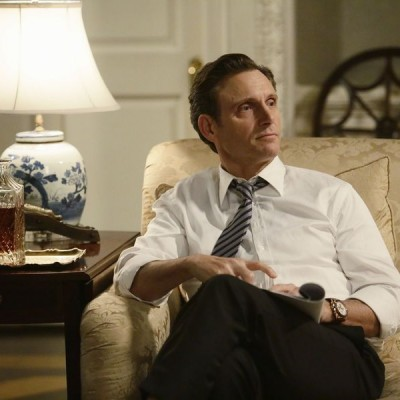 "SCANDAL – ""The Fish Rots From the Head"" :: ""Scandal,"" THURSDAY MARCH 10 (9:00-10:00 p.m. EST) on the ABC Television Network. (ABC/Nicole Wilder) TONY GOLDWYN"
