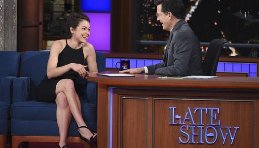 "Tatiana Maslany Scheduled For February 15 ""Late Show With Stephen Colbert"""