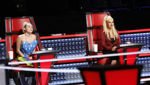 "First Look: Miley Cyrus Appears as ""Key Advisor"" On NBC's ""The Voice"""