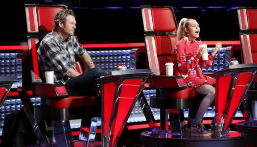 "Season 11 ""The Voice"" Coaches Revealed; Alicia Keys, Miley Cyrus Join Blake & Adam"