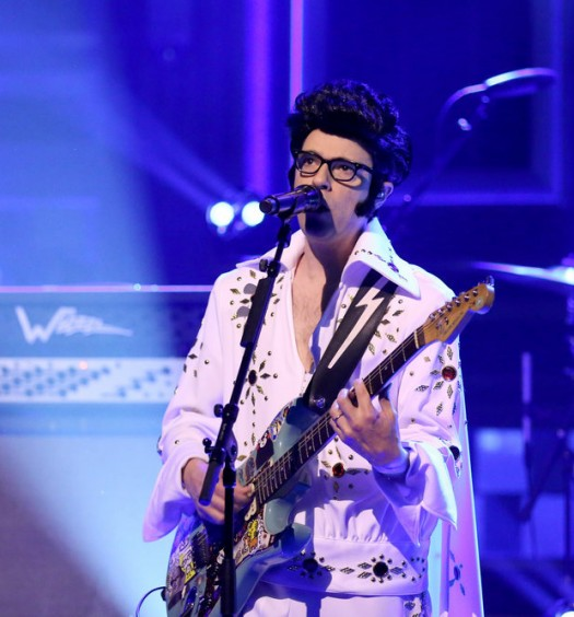 Rivers Cuomo of Weezer [NBC]