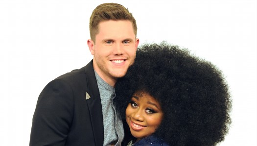 "Trent Harmon, La'Porsha Renae Named ""Idol""'s Final Two; Trent's ""Falling"" Leading On iTunes Sales Chart"