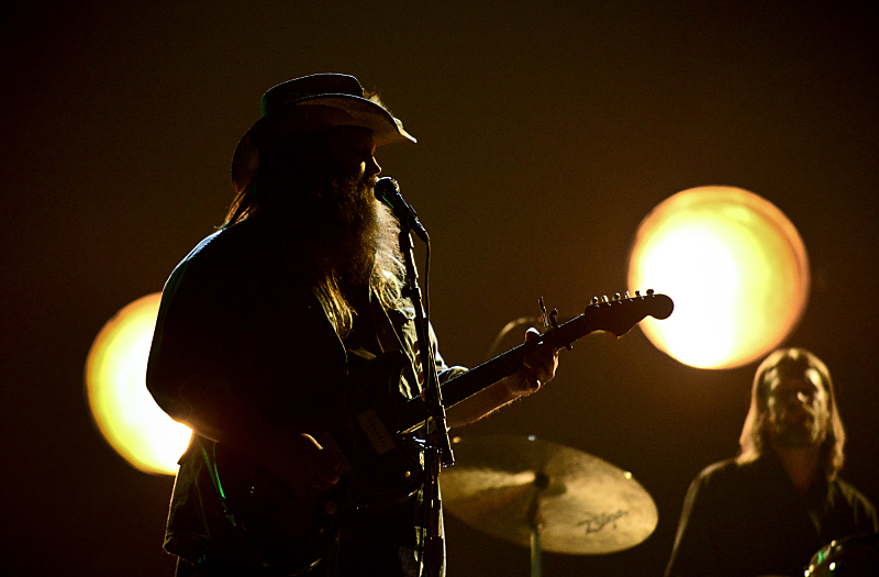Chris stapleton headline planet for What songs has chris stapleton written