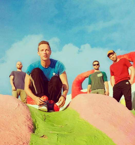 Coldplay [Julia Kennedy | Atlantic Records Press Photo]