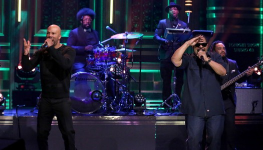 "Ice Cube & Common Perform ""Real People"" On Jimmy Fallon's ""Tonight Show"" (Watch Now)"