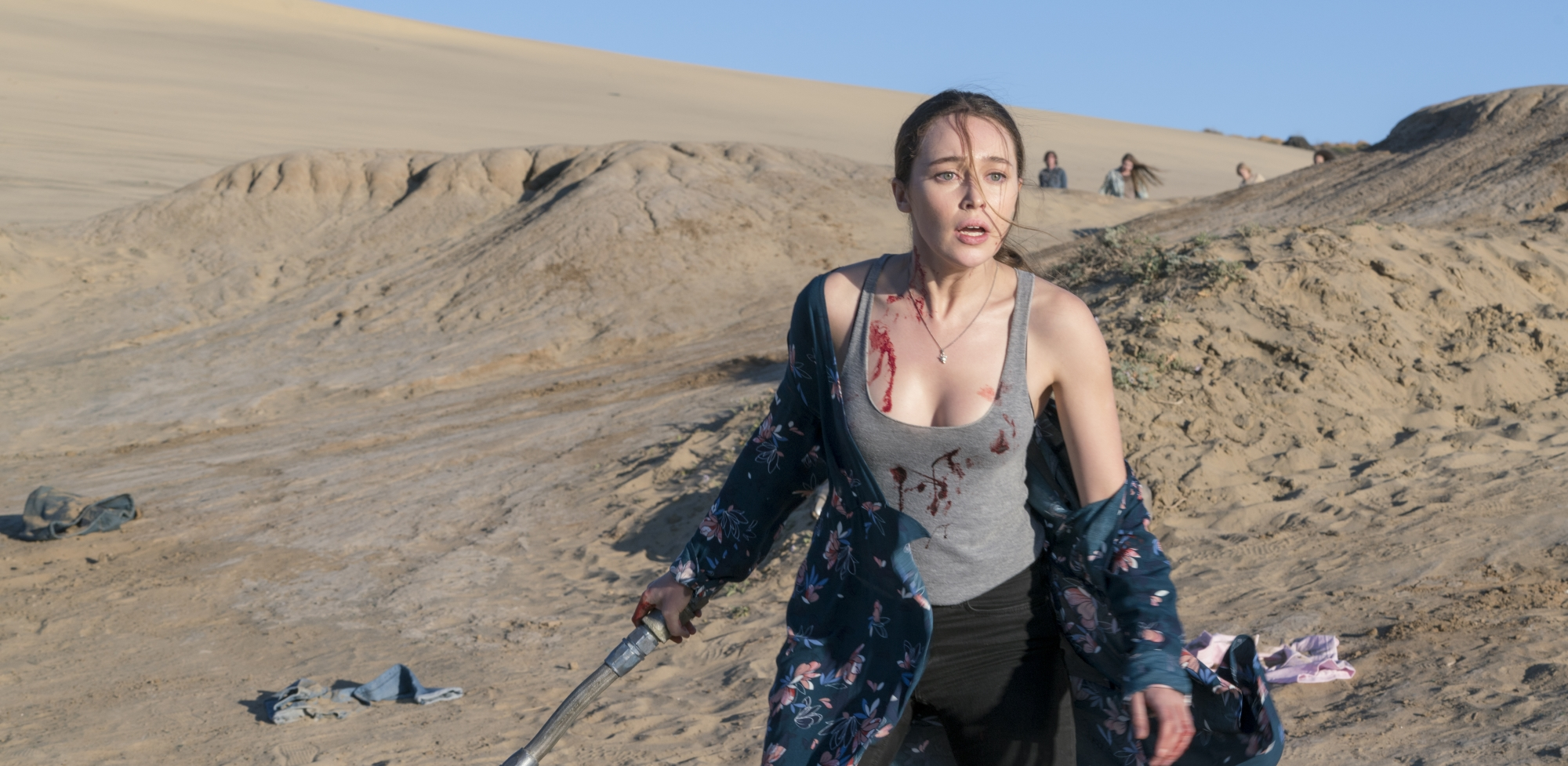 Fear The Walking Dead Ratings Drop Against Game Of Thrones Show Still ...