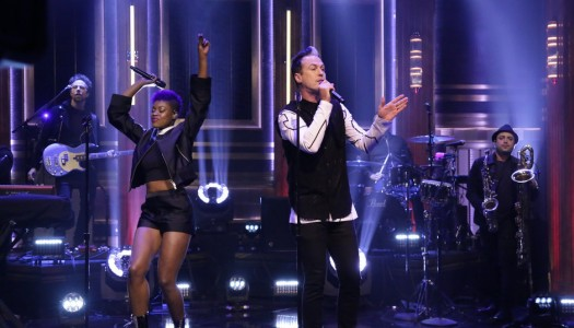 "Fitz And The Tantrums Perform ""HandClap"" On Jimmy Fallon's ""Tonight Show"" (Watch Now)"
