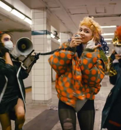 Grimes [Official Kill V Maim video]