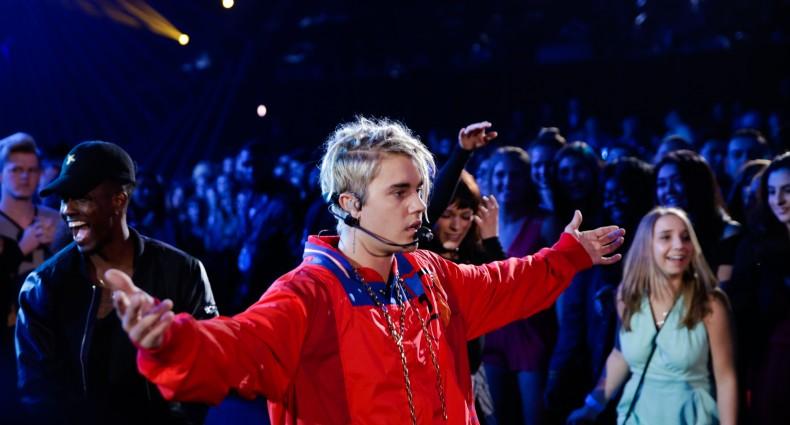 Justin Bieber [iHeartAwards via iHeartRadio/Turner Press]