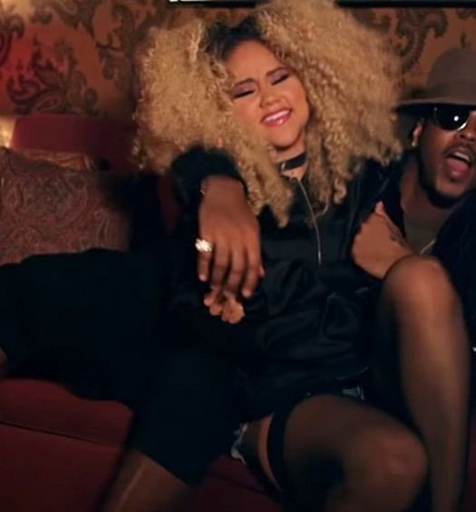 Kat DeLuna Jeremih [What A Night | Official Video]