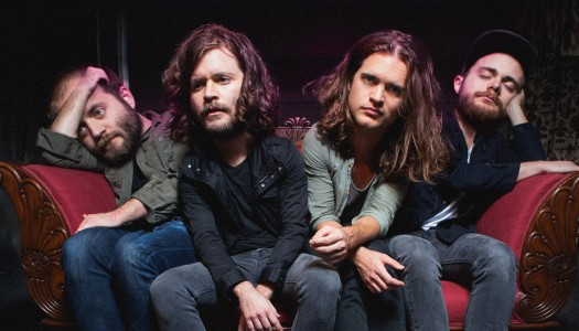 "KONGOS' ""Take It From Me"" Repeats As Alternative Radio's Most Added; Garbage Follows"