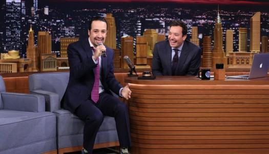 """Hamilton Mixtape"" Performance Scheduled For December 5 ""Tonight Show Starring Jimmy Fallon"""