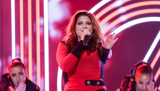 "Meghan Trainor's ""Me Too"" Ranks As Pop Radio's Most Added Song"