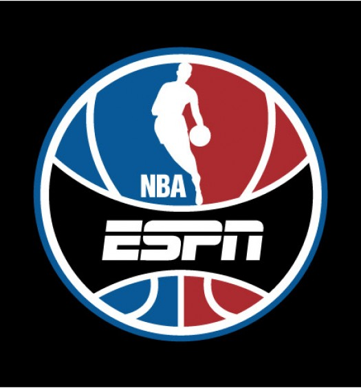 NBA on ESPN [Official Logo]