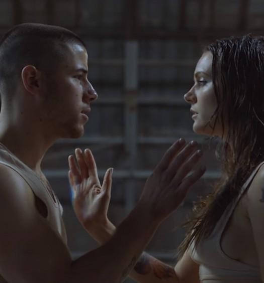 Nick Jonas Tove Lo [Official Close Video]