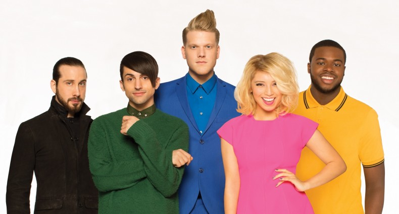 Pentatonix [JUCO | RCA Records Press]