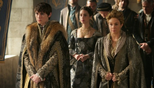 "The CW's ""Reign"" Ratings Slip For Monday Timeslot Premiere"
