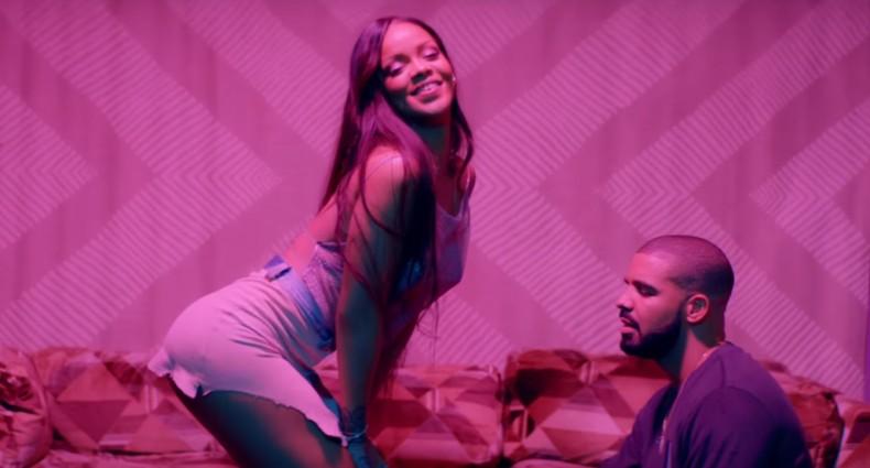 Rihanna Drake [Work Video | Def Jam]