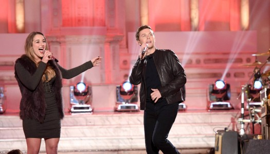 Scotty McCreery, Whitney Woerz, Broadway Casts Performing On NBC's TODAY Show