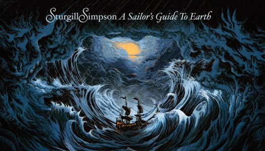 """Sturgill Simpson's """"A Sailor's Guide To Earth"""" Takes #1 on US iTunes Sales Chart"""