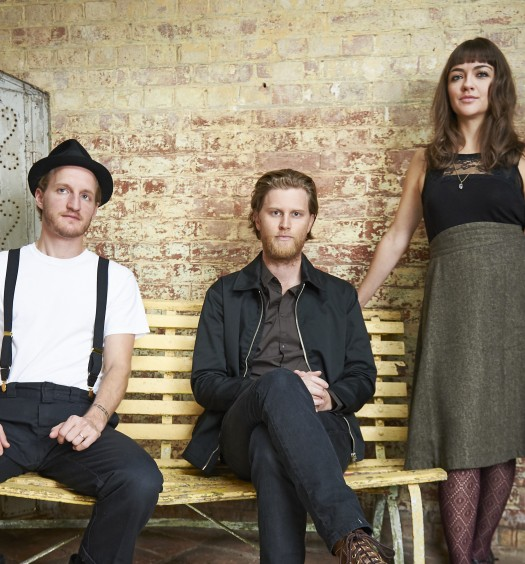 The Lumineers [Big Hassle PR Photo]