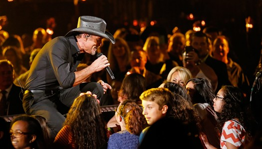 """Tim McGraw's """"Humble And Kind"""" Claims #1 at Country Radio"""