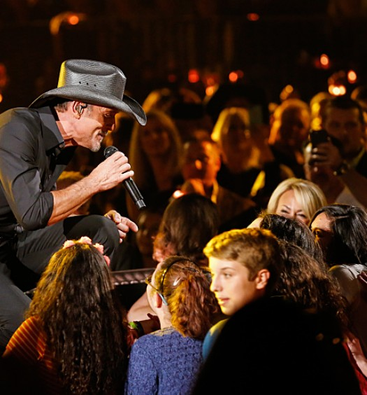 Tim McGraw [CBS]