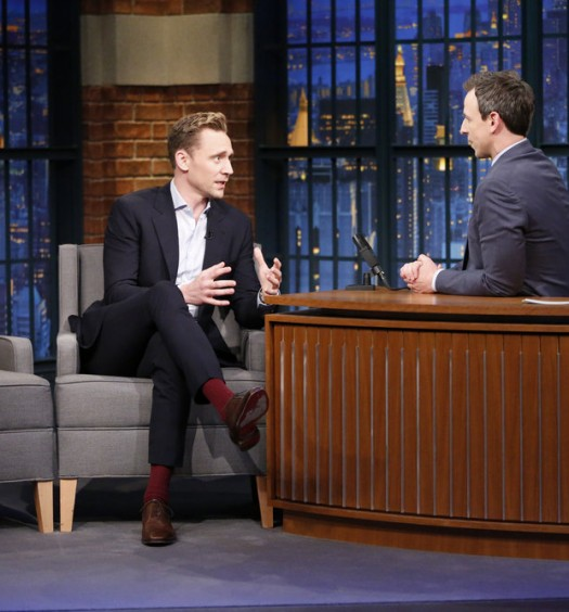 Tom Hiddleston [NBC]