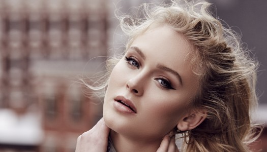 "Zara Larsson Performs ""Never Forget You"" On James Corden's ""Late Late Show"" (Watch Now)"