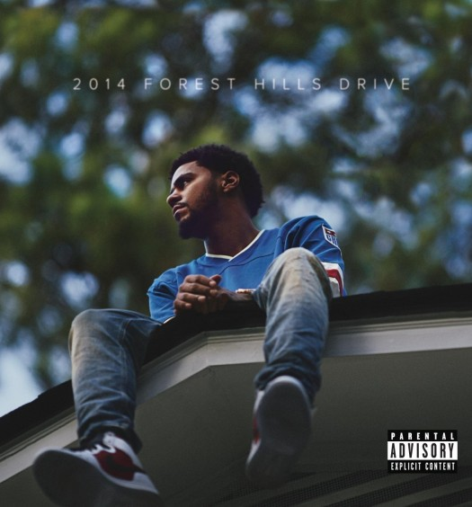 2014 Forest Hills Drive Cover [Columbia Records]