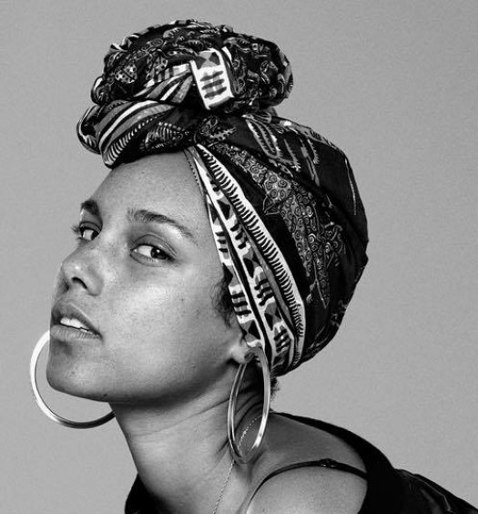 Alicia Keys [In Common Press Photo | RCA]