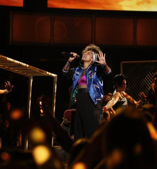 Alicia Keys [NBC]