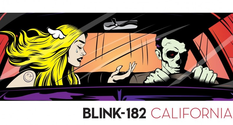 Blink-182's California [Official Cover]