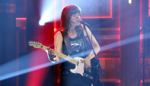 "Courtney Barnett Scheduled To Perform On ""The Tonight Show Starring Jimmy Fallon"""