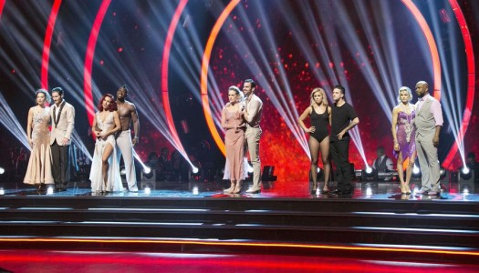 """Pitbull, Fleur East, Aloe Blacc Performing On ABC's """"Dancing With The Stars"""" Finale"""