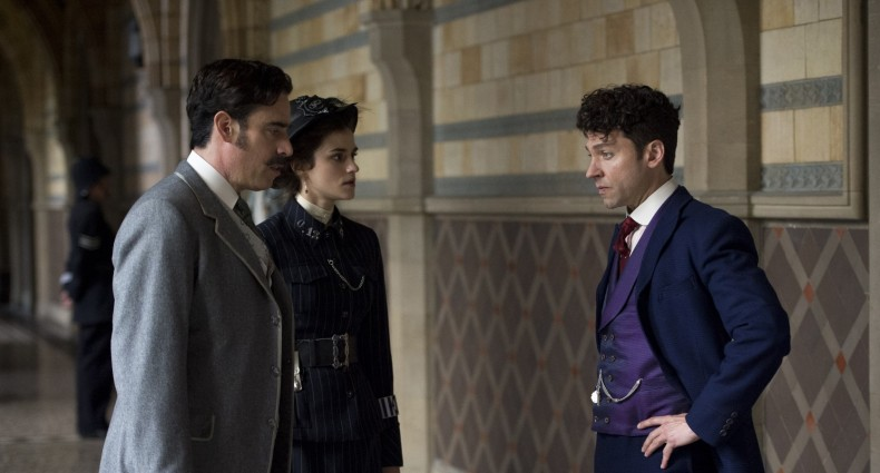 Houdini and Doyle [FOX]