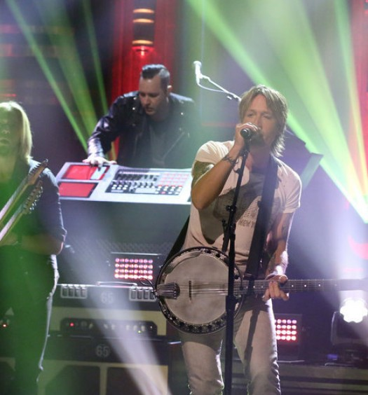 Keith Urban [NBC]