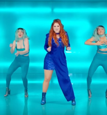 Meghan Trainor [Me Too   Official Video]