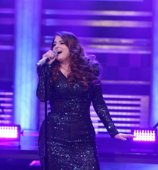 Meghan Trainor [NBC]