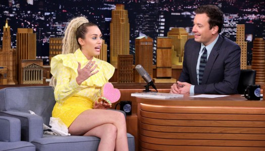 "Miley Cyrus Scheduled For September 16 ""Tonight Show Starring Jimmy Fallon"""