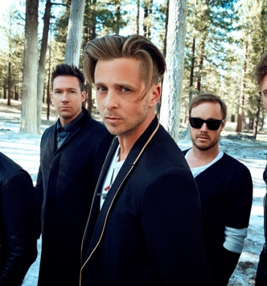 OneRepublic [Wherever I Go Promo | Interscope Image]